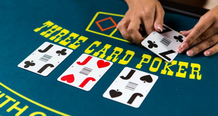 The Online 3 Card Poker for Money