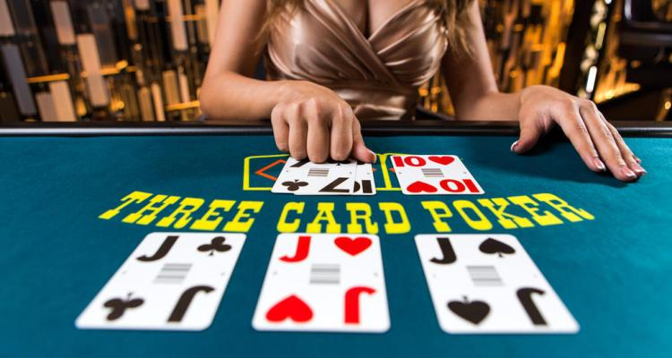 Three Card Poker Terms