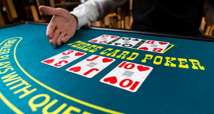 Three Card Poker Basic Strategy