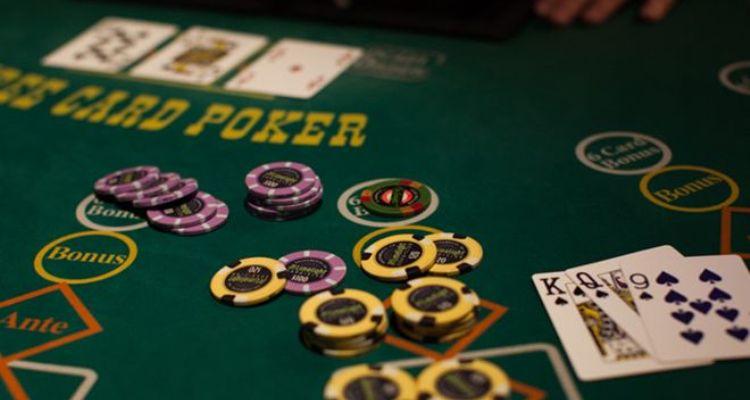 Three Card Poker Table Layouts