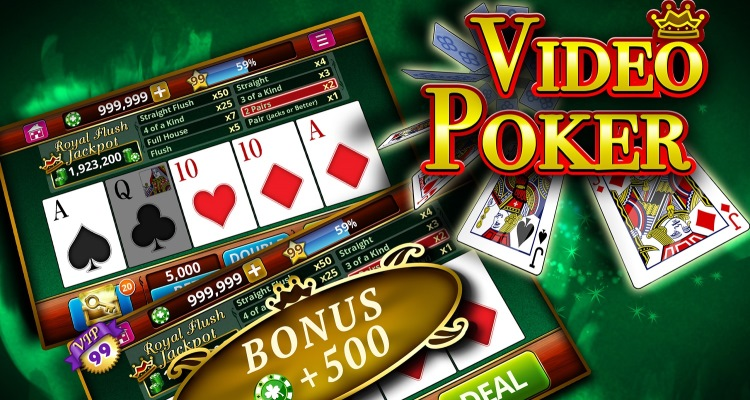 Online Video Poker - Modern Technology Meets an Age-Old Game